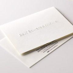 Bowers & Wilkins Invitation