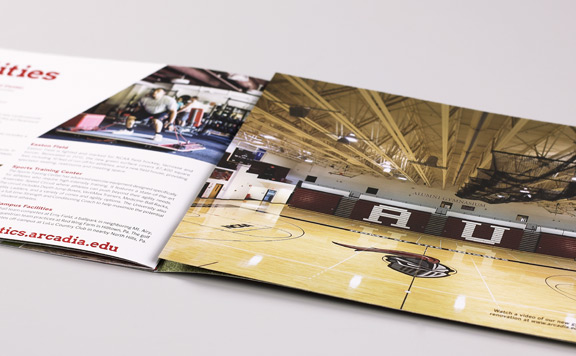 Arcadia Athletics Brochure